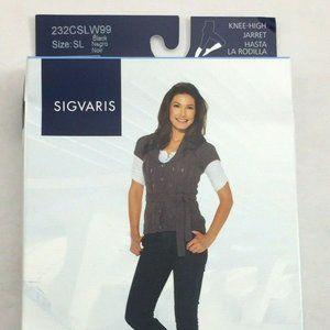 Sigvaris Compression Socks Cotton Knee High S/L